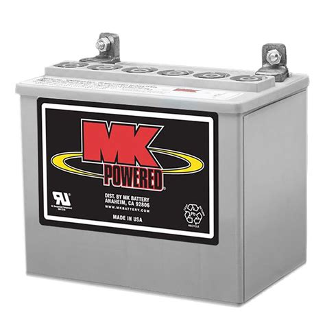 Mk 10 Rv mk battery 12 volt 31 ah cycle gel rv marine battery