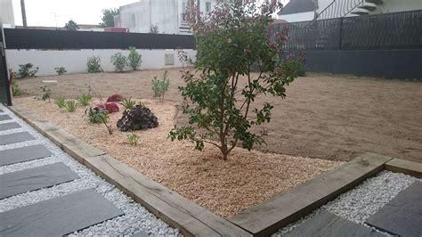 Terrasse Et Jardin Nantes by Amenagement Exterieur Jardin Nantes