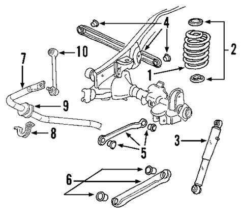 gmc suspension parts gmc yukon front suspension diagram gmc free engine image