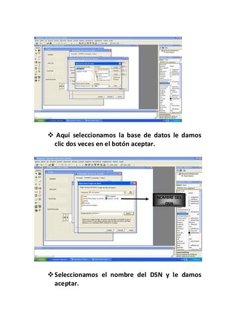 conectar base de datos de access accdb con excel pasos para conectar una base de datos en visual basic