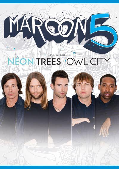 maroon 5 fan club maroon 5 official fan club site home autos post