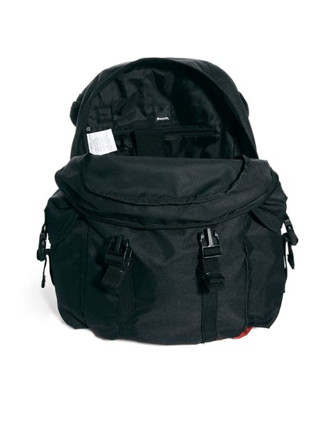 bench backpack bench backpack in black for men lyst