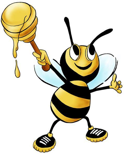 film animasi lebah illustration gratuite abeille 192 miel abeilles miel