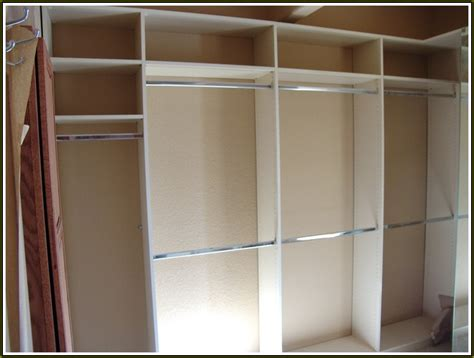 Built In Closet Storage Built In Closet Systems Ideas Home Design Ideas
