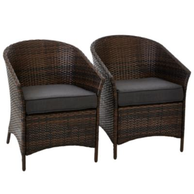 Tub Chair Asda by Jakarta Extending Dining Table Charcoal Brown Garden Model