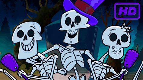 imagenes de los alegres dela sierra los alegres esqueletos canciones infantiles youtube