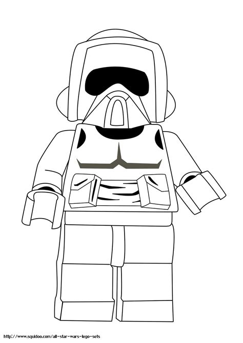 free coloring pages of lego star lego star wars
