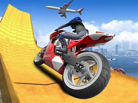 imkansiz motosiklet parkuru oyunu motor oyunlari