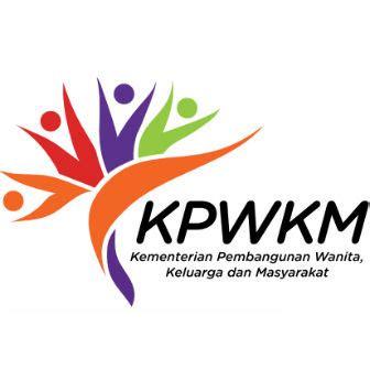 Logo Wanita Vectorise Logo Kementerian Pembangunan Wanita Keluarga