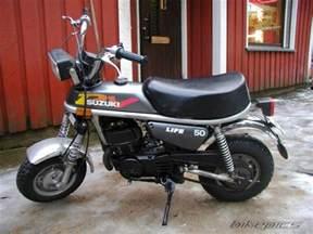 Suzuki Pv Bikepics 1994 Suzuki Pv 50