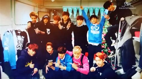 exo vcr 131218 bwcw exo vcr youtube