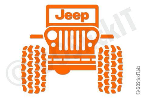 Cool Jeep Decals Jeep Logo Emblem Jeep Logo Big Tires Jeep Vinyl Decal