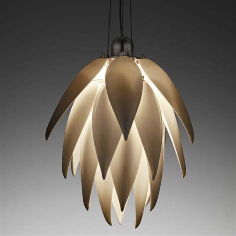 Lighting Products aloe bud suspension l modern pendant lighting by