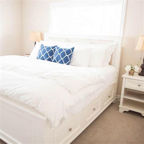 great diy bed frame plans  ideas  family handyman