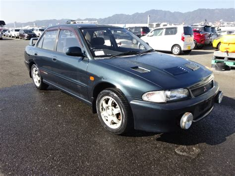 mitsubishi lancer evo 1 1992 mitsubishi lancer gsr evolution the original evo 1