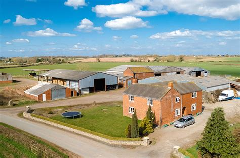 farms for sale uk halls sell shropshire farm with 163 1 75m price guide