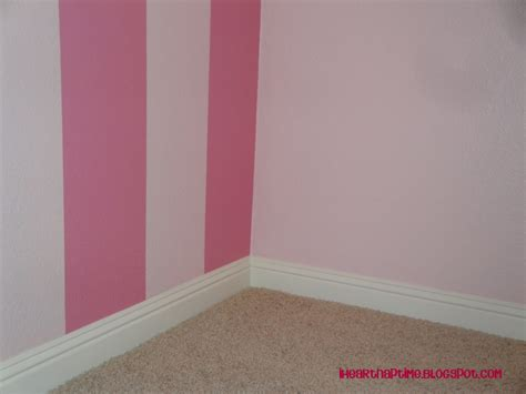 Paint On Wall | how to paint stripes on the wall i heart nap time