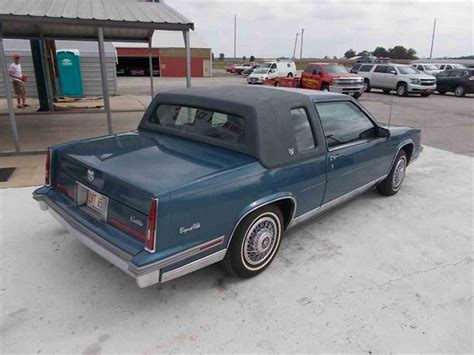 86 cadillac coupe 1986 cadillac coupe for sale classiccars