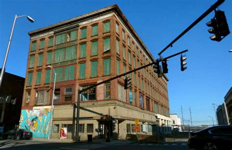Detox In Bridgeport Ct by Work Stopped At Downtown Bridgeport Building Rehab