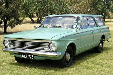 green station wagon ap5 ap6 vc valiant station wagon side windows