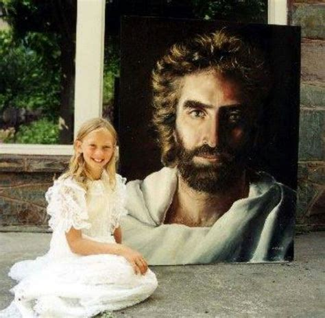 heaven is for real book picture of jesus picture of jesus painted by 8yr akiane kramarik from
