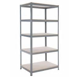 Commercial Bookshelves Metal Steel Garage Shelving Commercial Storage Unit 5