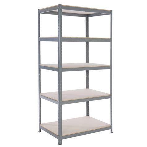 Commercial Shelf by Metal Steel Garage Shelving Commercial Storage Unit 5