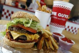 Five Guys Five Guys Burgers And Fries Opens Franchise In