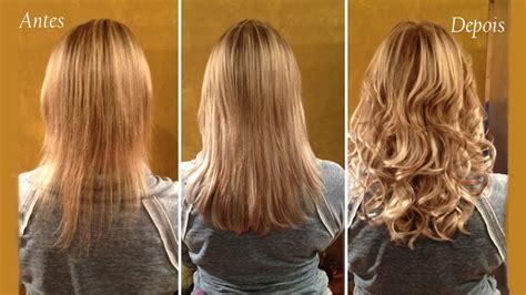 extensions caucasian thin hair mega hair estraga o cabelo