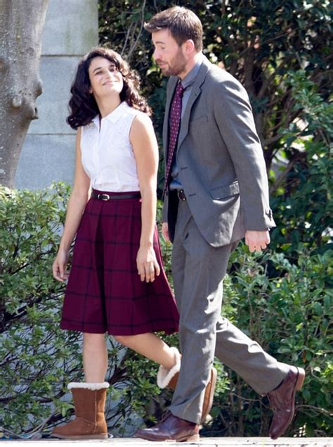 Jenny Slate Dating Chris Evans After Split From Husband