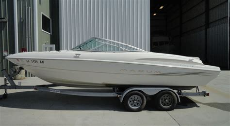 2000 maxum boat weight maxum sr2100 2000 for sale for 8 500 boats from usa
