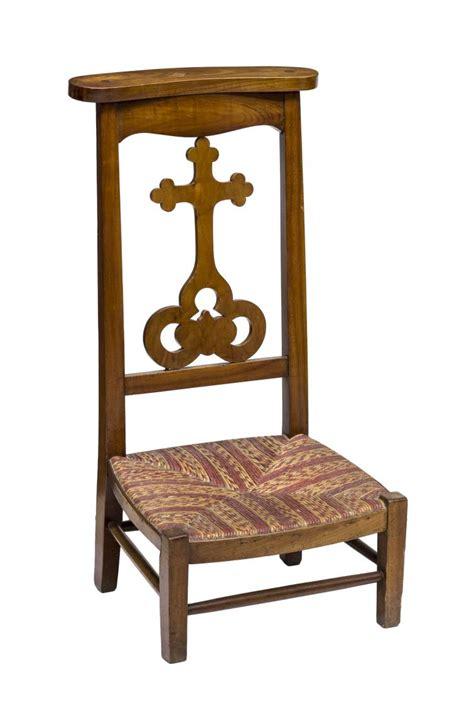 Prayer Chair by Italian Prayer Chair Kneeler 19th Century Day 2