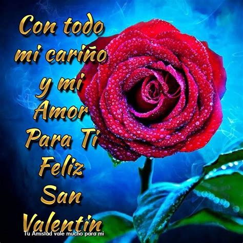 imagenes de feliz dia de san valentin en ingles con todo mi cari 241 o y mi amor para ti feliz san valent 237 n