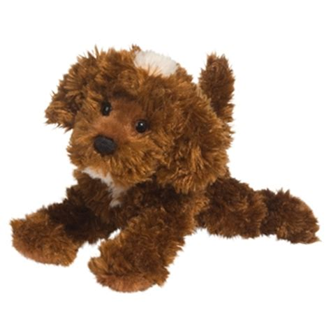 Gund 10 5 Labradoodle Plush bosco the plush chocolate labradoodle by douglas at