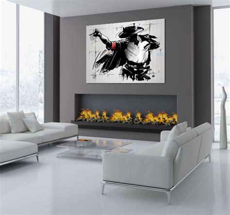 tableau d馗oration chambre tableau design moonwalk