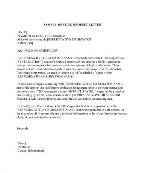 Letter Format Of Request Sle Formal Request Letter 8 Documents In Pdf Word