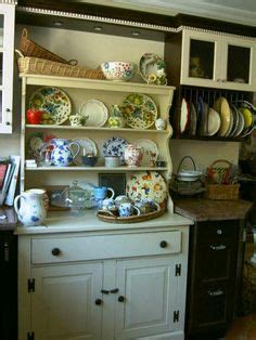 kitchen hutch decorating ideas 1000 images about hutch decoration ideas on
