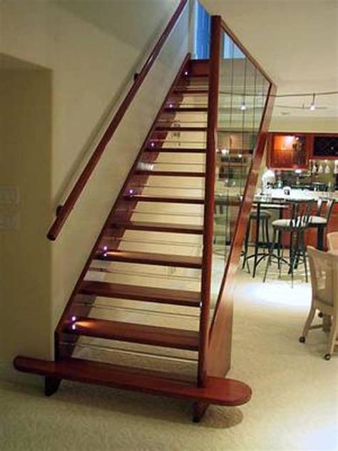 Wooden Staircase Design Cool Wooden Staircase Decor Advisor