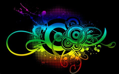 wallpaper design abstract music abstract music deviantart wallpaper 1680x1050 188972