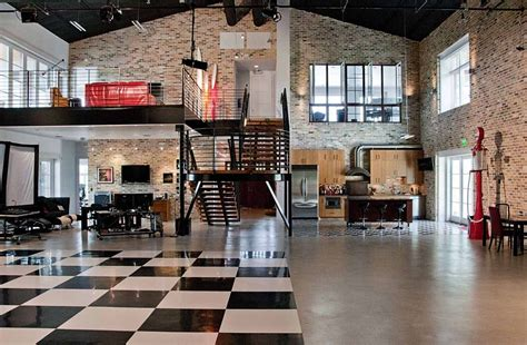industrial style in a small apartment in london interior simple remodel chess floors can change the game
