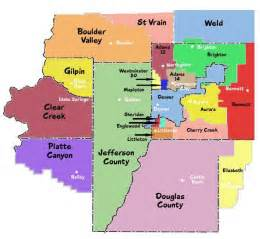 Denver Metro Area Map by Denver Homes Tips Calendars Greater Denver Area