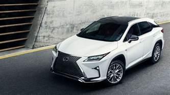 2018 lexus rx 350 450h new level of luxury 187 best new cars