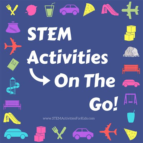 On The by Stem Activities On The Go Stem Activities For