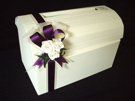 Wedding Card Chest by Treasure Chest Wedding Card Box 16 Quot X 9 5 Quot X 10 5 Quot