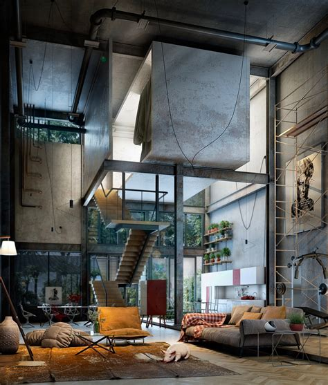 Big Loft | 40 incredible lofts that push boundaries
