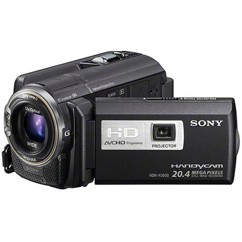Harddisk Handycam Sony Sony 220gb Hdr Pj600e Disk Drive Hd Camcorder Hdr Pj600e