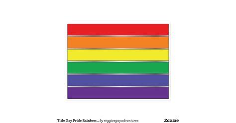 pride flag colors rainbow flag colors