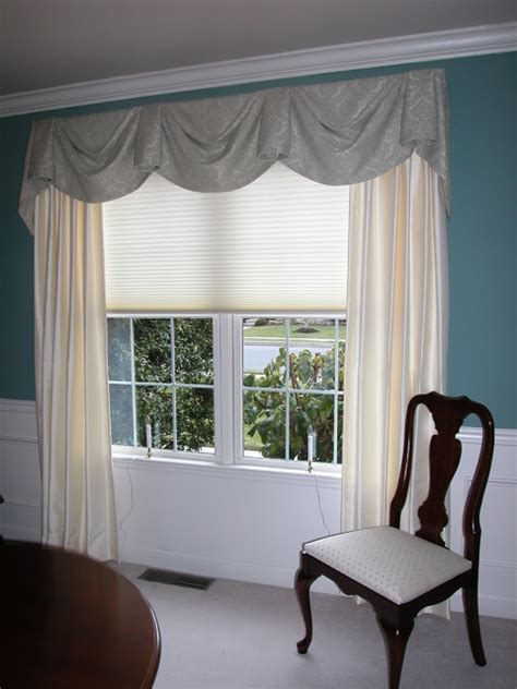Dining Room Window Coverings | elegant dining room window treatments philadelphia