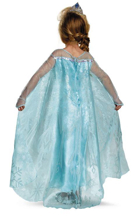 Princess Kostum Elsa Frozen elsa frozen disney princess costume 70 99 the costume land