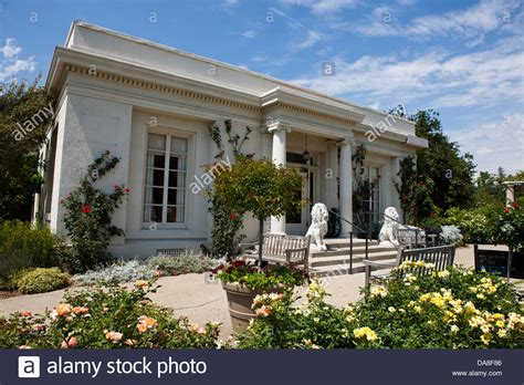 huntington gardens tea room garden tea room and cafe the huntington library stock photo royalty free image